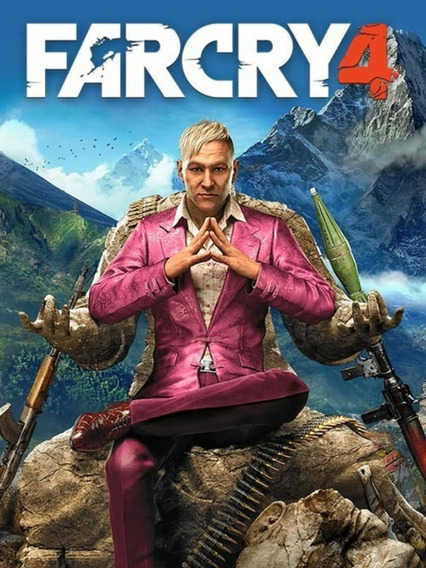 Far Cry 4 - Só Para Ps3 Desbloqueado - Mídia Digital