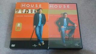 Dvd - Dr.house - 3ª Temporada