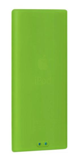 Capa Case De Silicone Apple iPod Nano 4 Azul Amarela Laranja