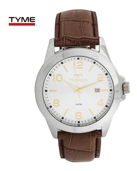 Relógio Technos Masculino Steel 2115mlb/0p - Nota Fiscal