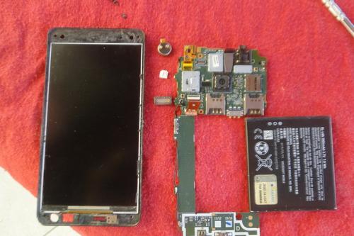 Microsoft Nokia Lumia 535 Rm1902 (peças)