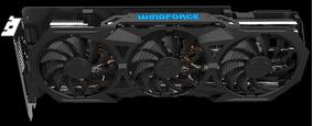 Placa De Vídeo Gigabyte Geforce Gtx 1070 G1 Rock