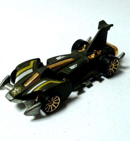 Coleccionable Juguete Hotwheels Mattel 2007 Jet Threat B.16