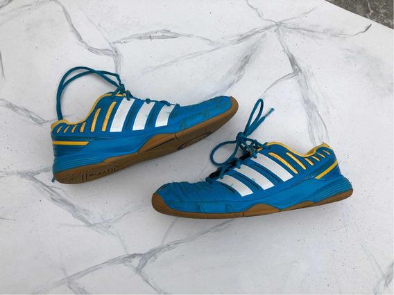Zapatillas (4) Talle 38. Us7 Azules De Hombre