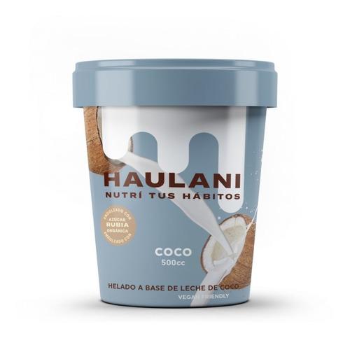 Helado Haulani Coco X 500cc