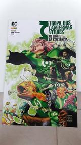 Tropa Dos Lanternas Verdes No Limite Da Existência