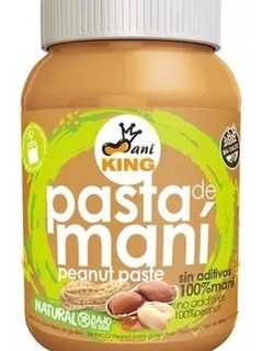 Pasta De Mani King 485gr Distribuidora Lunic
