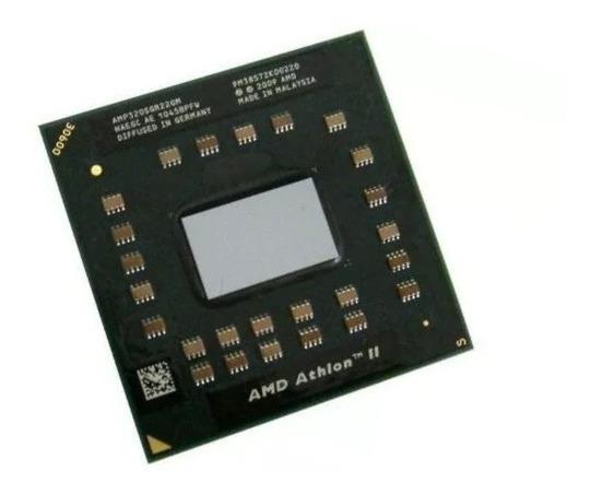 Processador Amd Athlon Ii Dualcore P320 Amp320sgr22gm