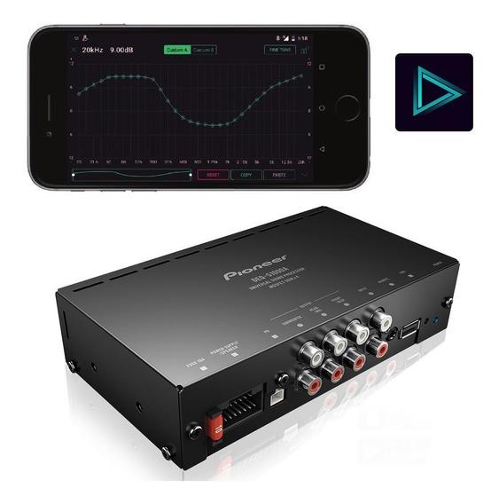 Processador Pioneer Deq-s1000a 23w Rms Rca Similar Expert