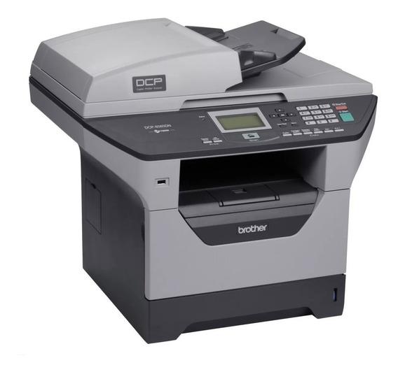 Impressora Multifuncional Brother Dcp-8085 Para Retirar Peça