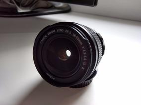 Objetiva Canon Ef-s 18-55 Mn 3.5-5.6 Is Ii Auto Foco