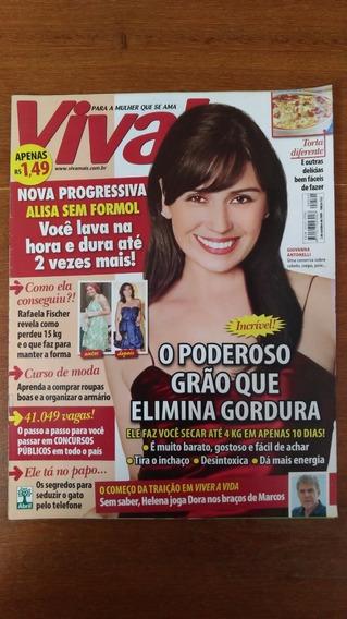 Revista Viva! Edição 522 2009 Giovanna Antonelli