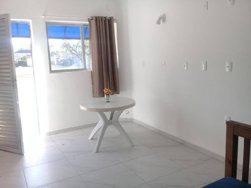 Kitnet Com 1 Dormitório Para Alugar, 34 M² Por R$ 1.000,00/mês - Morro De Nova Cintra - Santos/sp - Kn0207