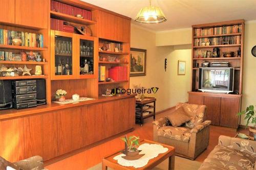 Sobrado Com 3 Dormitórios À Venda, 177 M² Por R$ 669.999,99 - Vila Santa Catarina - São Paulo/sp - So0055