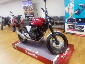 Zanella Ceccato V250 Cafe Racer V 250 Naked Cbx Twister Moto