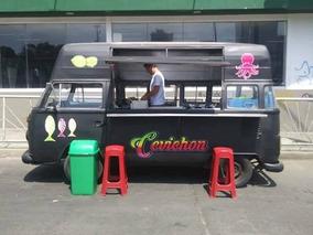 Vendo Mi Food Truck 100% Operativo