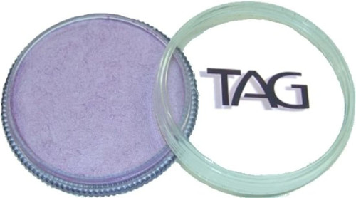 Tag Face Paintspearl Color Lila (32mm)
