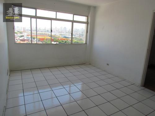 Imagem 1 de 12 de Apartamento No Ipiranga Com 1 Dormitório E 1 Vg | M1581