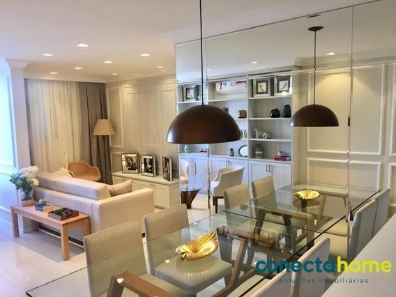Apartamento Vila Romana 3 Dormitórios - 60 M² - 2 Vagas - 006o