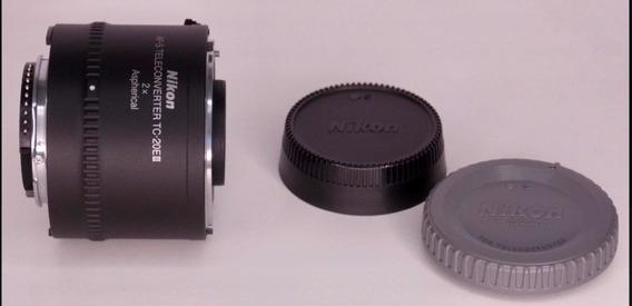 Teleconverter Nikon Tc-2e Iii Oportunidade