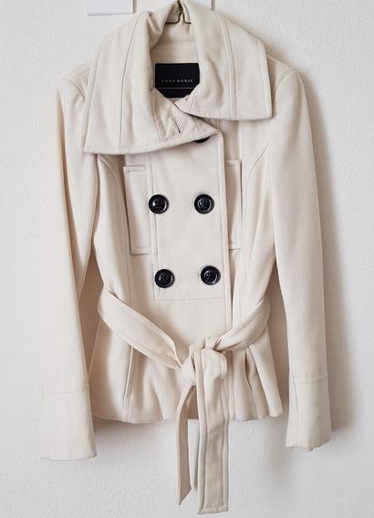 Abrigo Color Perla
