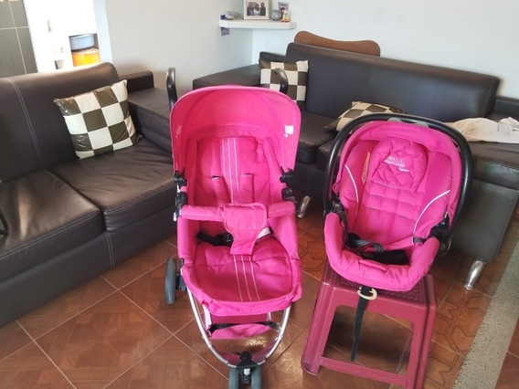 Coche Y Porta Bebe Small Creations