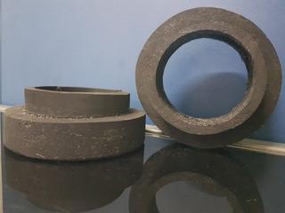 Calço De 3cm Pra Aumentar Traseira Gol (g2,g3,g4,g5,e G6).