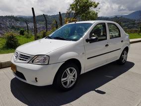 Renault Logan Año 2008 Aire Acondicionado Excelente Estado!!
