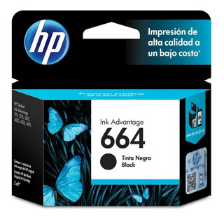 Cartuchos Hp 664 Negro O Color Para 2135 3635 4675 C/u