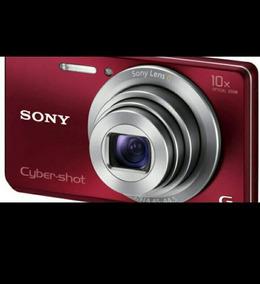 Câmera Digital Cyber-shot Sony. Zoom Optico De 10x