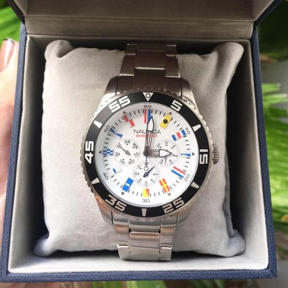 Relógio Náutica Original Masculino