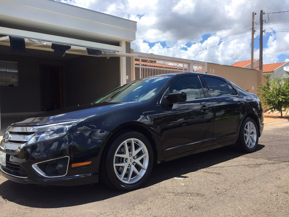 Ford Fusion Awd 3.0