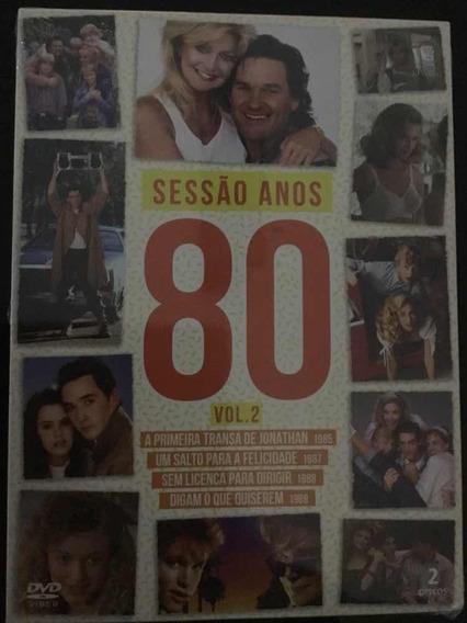 Sessão Anos 80 - Sem Licença Para Dirigir + 3 Dvds