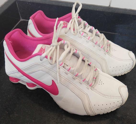 Tênis Feminino Nike Shox Junior