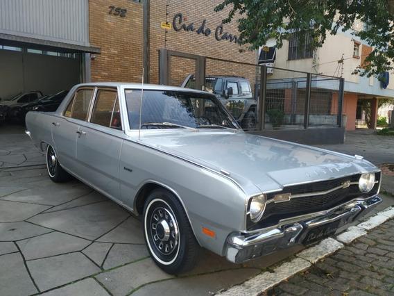 Dodge Dart Sedan 4p, V8 318 Impecável Com Placa Preta