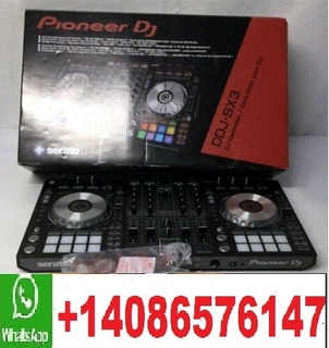 Pioneer Ddj-sx3 Digital Performance Dj Controller