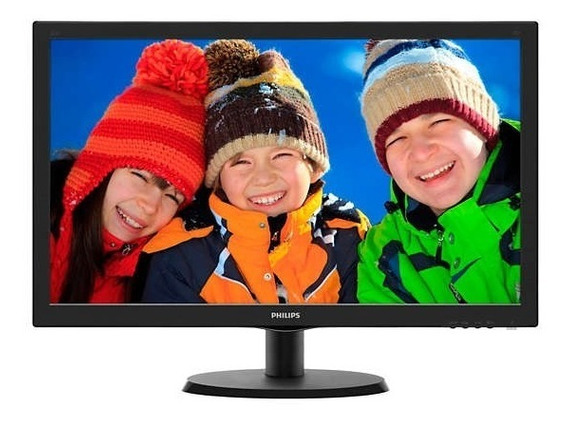 Monitor Philips Led 223v5 21.5