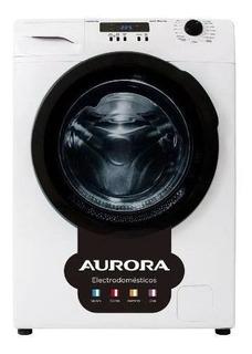 Lavarropas Carga Frontal Aurora 6 Kg 600 Rpm 6506 Lavaurora