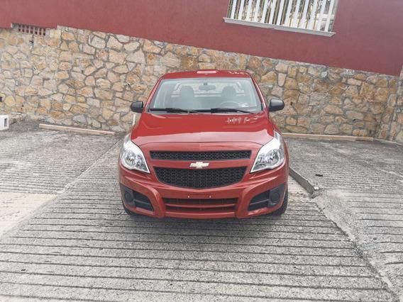 Chevrolet Tornado-b Rojo Flama 2018