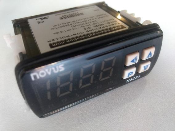 Controlador Temperatura Termostato Digital Novus N322s