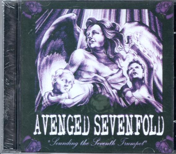 Cd Avenged Sevenfold - Launding The Seveth Trumpet