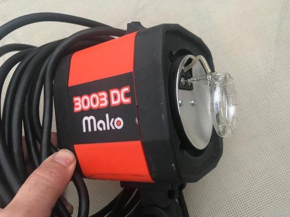 2 Tocha A Bateria Mako 3003 Dc