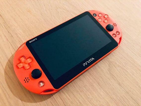 Ps Vita Sony Leia A Descrição