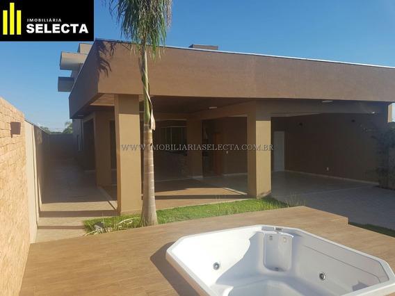 Casa 3 Quarto(s) Para Venda No Condominio Jardim Botânico Em Bady Bassitt - Sp - Ccd3586