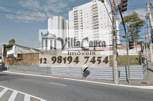 Terreno Para Locação Em São José Dos Campos, Jardim São Dimas - 407a_1-1809951