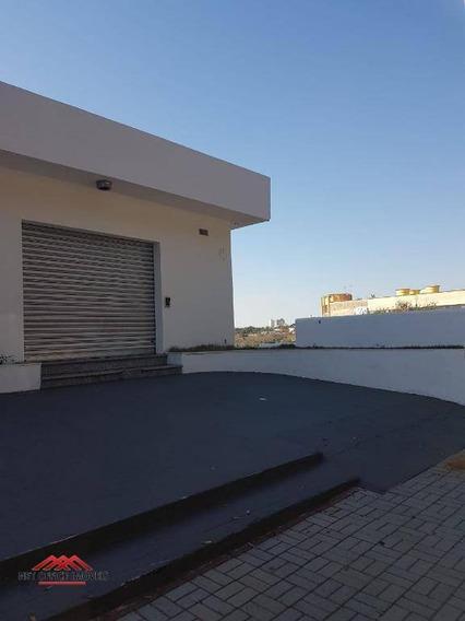 Ponto Para Alugar, 1000 M² Por R$ 16.000,00/mês - Jardim Esplanada Ii - São José Dos Campos/sp - Pt0032