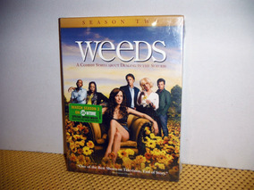 Weeds - Segunda Temporada - Dvd Sellado