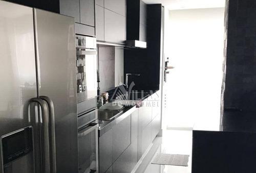 Apartamento Com 2 Dormitórios À Venda, 74 M² Por R$ 650.000,00 - Vila Andrade - São Paulo/sp - Ap2288