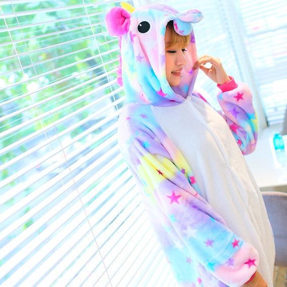 Pijama Kigurumi Mameluco Unicornio