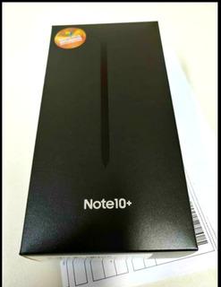 Samsung Note 10 Plus Novo N.fiscal Garantia 1 Ano